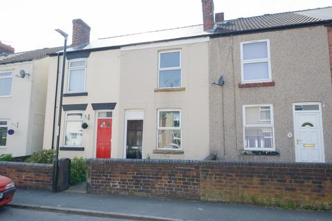 2 bedroom terraced house for sale - Wellington Street, New Whittington, Chesterfield