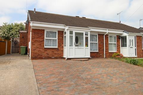 2 bedroom semi-detached bungalow for sale - Kestrel Drive, Eckington