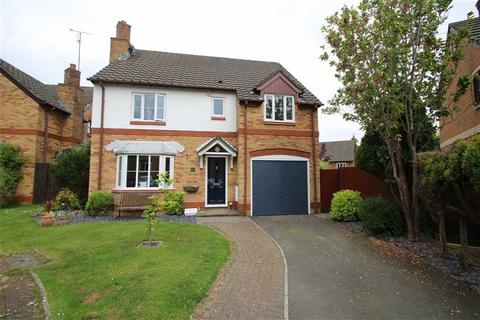 4 bedroom detached house for sale - Glenmount Way, Thornhill, Cardiff