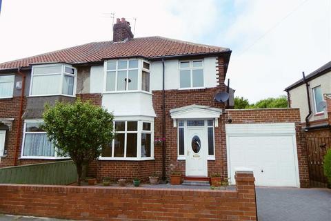 3 bedroom semi-detached house for sale - Alderwood Crescent, Walkerville, Newcastle Upon Tyne, NE6