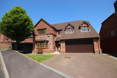 4 bedroom detached house for sale - Pilgrim Close, Radyr, Cardiff