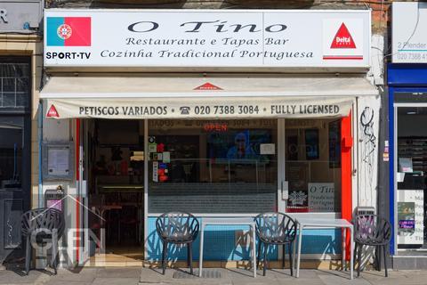 Restaurant for sale - Plender Street, Camden, NW1