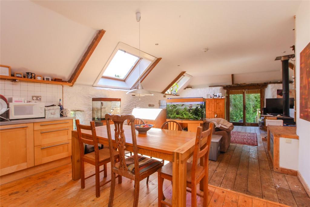 Barn Living Space