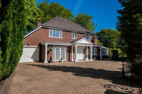 4 bedroom detached house for sale - Woodstock Drive, Worsley, Manchester, M28 2NP