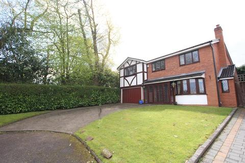 5 bedroom detached house for sale - Cattock Hurst Drive, Sutton Coldfield, B72 1XG