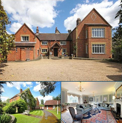 5 bedroom detached house for sale - Bowyers Lane, Moss End, Bracknell, Berkshire, RG42