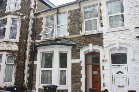 6 bedroom house to rent - Ruthin Gardnes, Cathays
