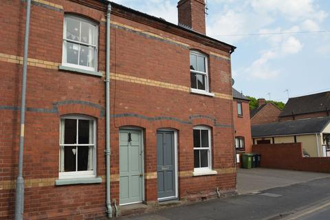 2 bedroom end of terrace house to rent - Friars Street, Hereford, HR4