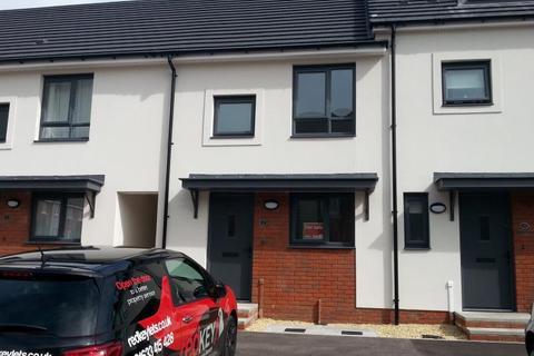 2 bedroom terraced house to rent - Alexandra Gate, Newport