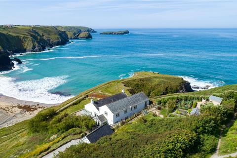 5 bedroom detached house for sale - Laflouder Lane, Polurrian Cove, The Lizard, South Cornwall, TR12