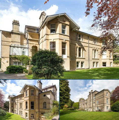 3 bedroom flat for sale - Allenby House South, Lansdown Road, Bath, Somerset, BA1