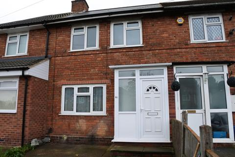 3 bedroom terraced house to rent - Wetherfield Road, Tyseley, Birmingham B11