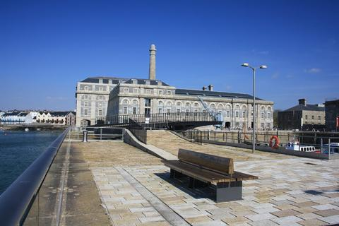 2 bedroom apartment to rent - Mills Bakery, Royal William Yard