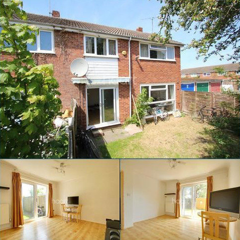 3 bedroom end of terrace house for sale - Campkin Road, Cambridge