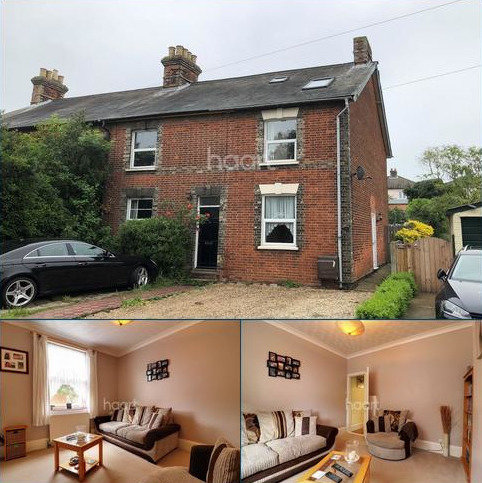3 bedroom end of terrace house for sale - California Road, Mistley, Manningtree