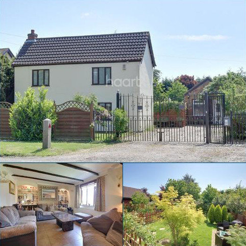 4 bedroom detached house for sale - Elm High Road, Wisbech