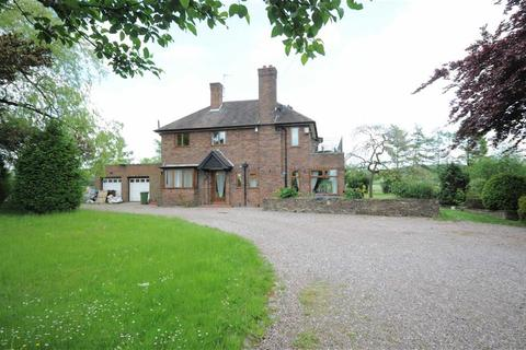 4 bedroom detached house for sale - Longton Road, Knenhall, Stone