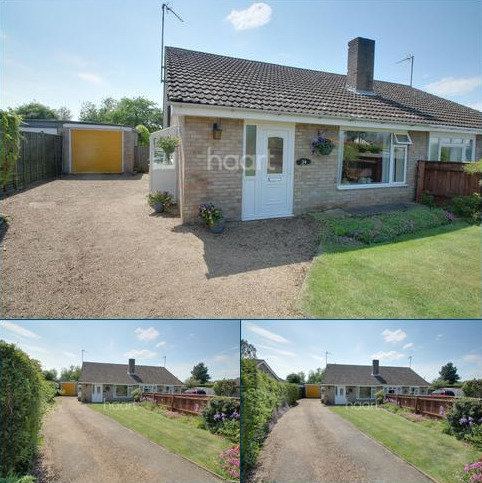 2 bedroom bungalow for sale - Kings Parade, Soham