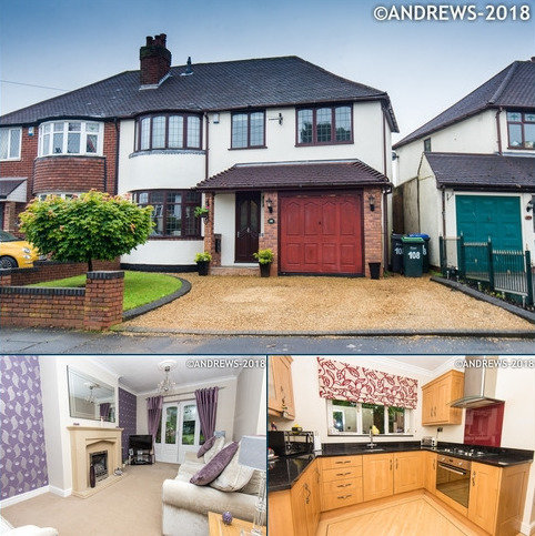 3 bedroom semi-detached house for sale - Coronation Road, Great Barr, BIRMINGHAM