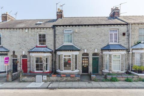 2 bedroom terraced house to rent - RUSSELL STREET, SCARCROFT ROAD, YORK, YO23 1NW