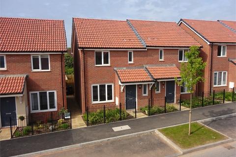 3 bedroom semi-detached house to rent - Myrtlebury Way, EXETER, Devon