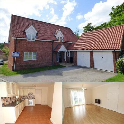 4 bedroom house for sale - Chalk Way, Methwold