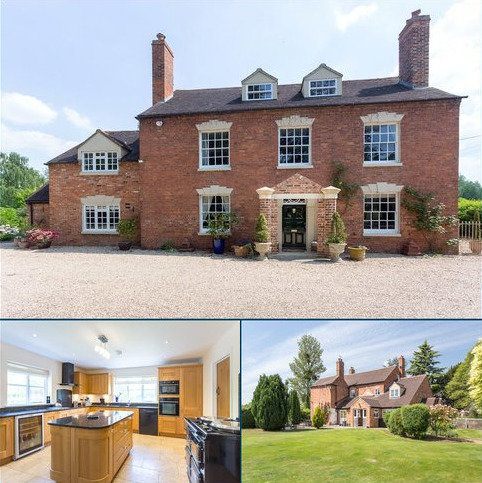 6 bedroom detached house for sale - Corse Lawn, Gloucestershire, GL19