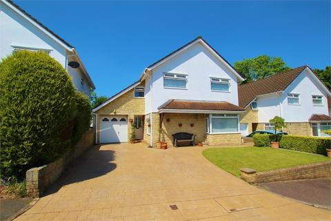 4 bedroom detached house for sale - Millrace Close, Lisvane, Cardiff