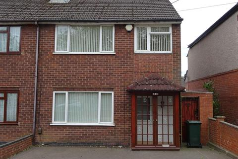 3 bedroom semi-detached house to rent - Holyhead Road, Coventry