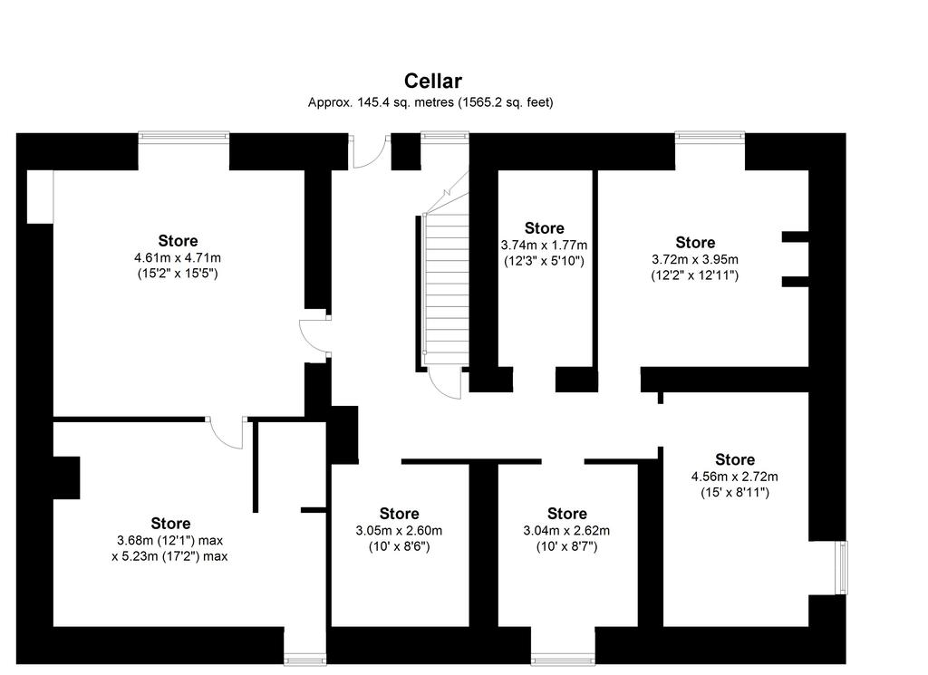 Floorplan 1 of 3: The Old Rectory,...