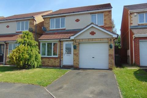 3 bedroom detached house for sale - Holyfields, West Allotment, Newcastle Upon Tyne