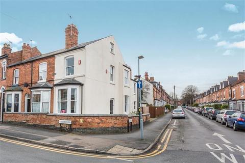 3 bedroom end of terrace house to rent - Regent Road, Harborne, Birmingham, B17 9JU