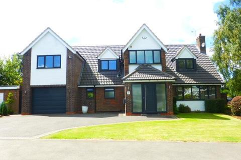 4 bedroom detached house for sale - Leigham Drive, Harborne, Birmingham, West Midlands, B17 8AX