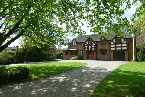 5 bedroom detached house for sale - Private Road, Tanners Green, Wythall, Worcsester, B47 6BH