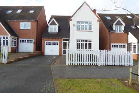 4 bedroom detached house for sale - Belmont Crescent, Bournville Park, Birmingham, B31 2FH
