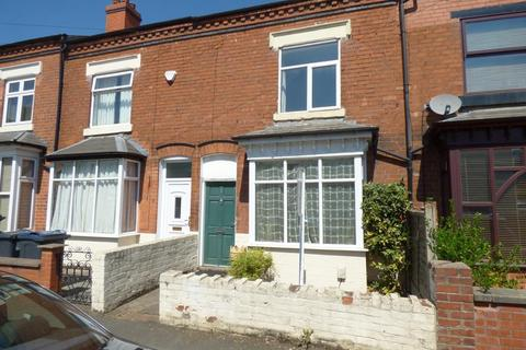 3 bedroom terraced house for sale - Regent Road, Harborne, Birmingham, B17 9JU