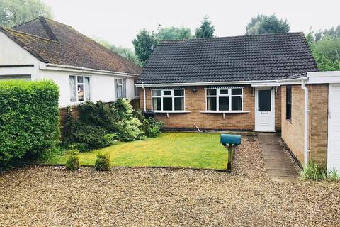 3 bedroom detached bungalow for sale - Station Road, Thurnby, Leicester, Leicestershire, LE7 9PU
