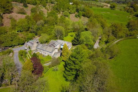 5 bedroom detached house for sale - Hazelrigg and Hazelrigg Cottage, Canny Hill, Hazelrigg Lane, Newby Bridge, Cumbria, LA12 8NZ