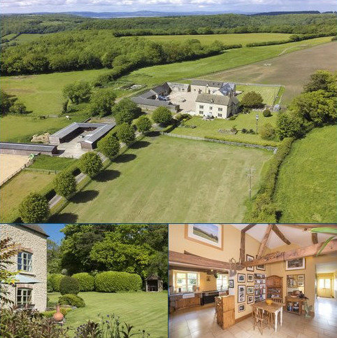 5 bedroom equestrian facility for sale - Bowcott, Wotton-Under-Edge, Gloucestershire, GL12