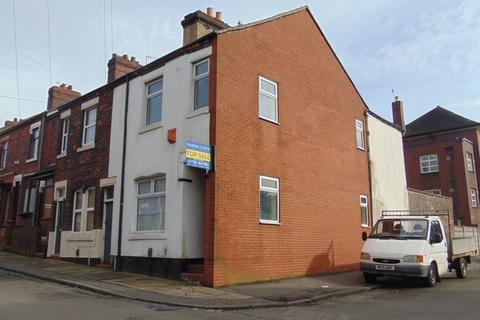 3 bedroom terraced house for sale - Moston Street, Stoke-On-Trent