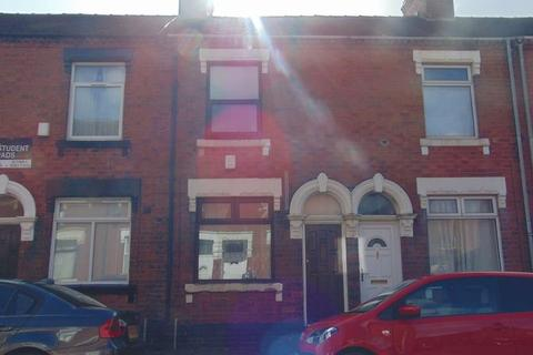 3 bedroom terraced house for sale - Crowther Street, Stoke-On-Trent