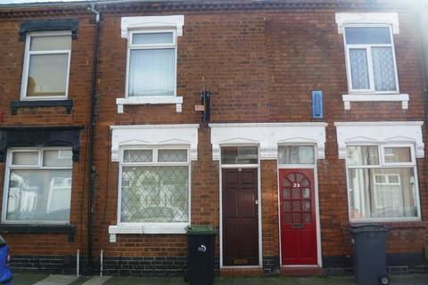 3 bedroom terraced house to rent - Watford Street, Shelton, Stoke-On-Trent