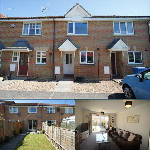 2 bedroom terraced house to rent - Browning Road, Pocklington