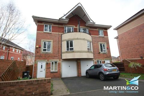 4 bedroom semi-detached house to rent - Waterside Drive, Hockley, B18