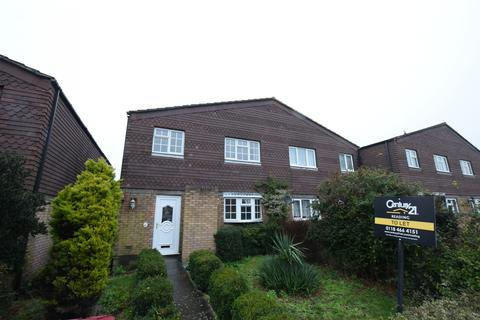 3 bedroom semi-detached house to rent -  Bob Green Court ,  Reading, RG2