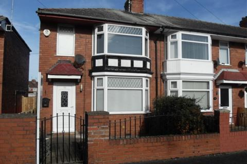 3 bedroom end of terrace house to rent - Louis Drive, Hull
