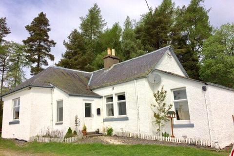 3 bedroom detached house to rent - Upper Hillside Cottage, Persie Estate, Bridge of Cally, Blairgowrie, Perth and Kinross, PH10