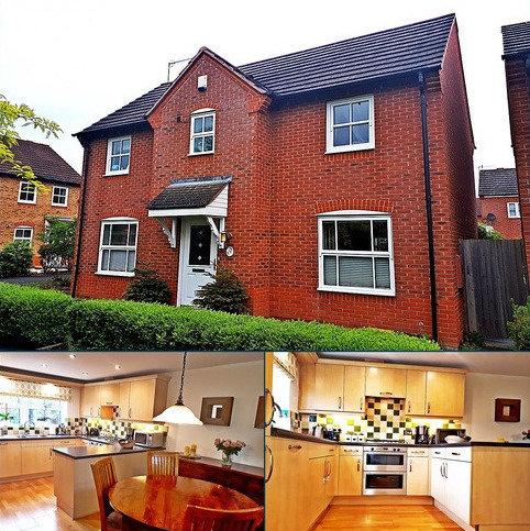 3 bedroom detached house to rent - Wood End, Evesham WR11