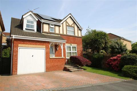 4 bedroom detached house for sale - Felbrigg Crescent, Pontprennau, Cardiff