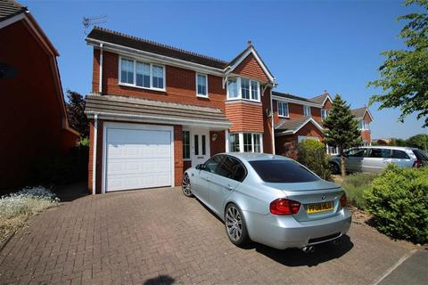 4 bedroom detached house for sale - Cranbourne Way, Pontprennau, Cardiff